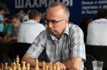 Руслан Щербаков шахматист