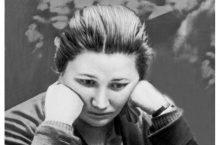 Вера Менчик шахматистка