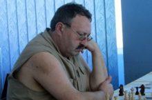 Владимир Маланюк шахматист