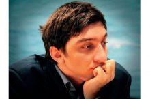 Вугар Гашимов шахматист