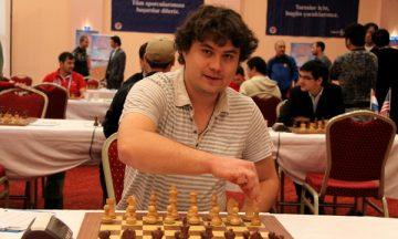Антон Коробов шахматист