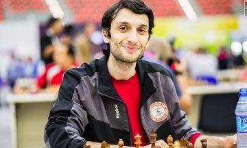 баадур джобава шахматы