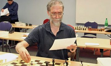 Джонатан Местел шахматы