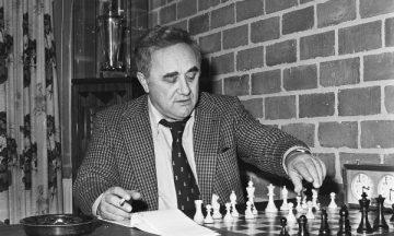 ефим геллер шахматист
