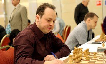 евгений наер шахматист