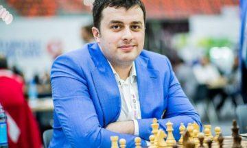 Гадир Гусейнов шахматы