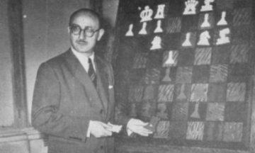 Хулио Болбочан шахматист