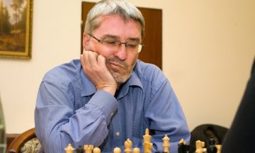 игорь раусис шахматы