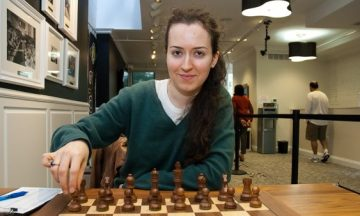 ирина круш шахматы