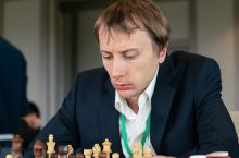 Юрий Криворучко шахматист