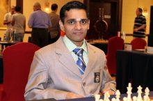 кришнан сашикиран шахматист