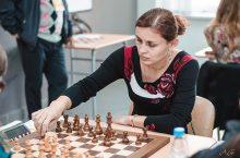 Марина Гусева шахматы