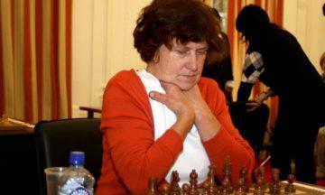 Марта Литинская шахматистка