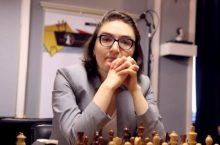 нана дзагнидзе шахматистка