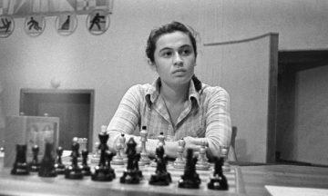 нана иоселиани шахматистка фото