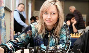 наталья жукова шахматы