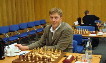 павел трегубов шахматист