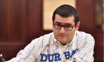 Сергей Мовсесян шахматист