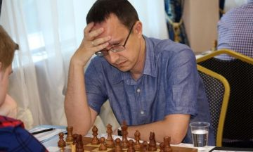 вадим звягинцев шахматист