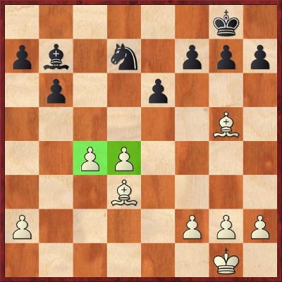 Висячие пешки в шахматах