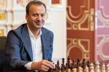 аркадий дворкович шахматы