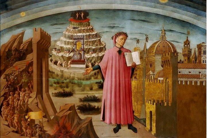 Данте Алигьери и шахматы