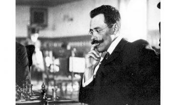 давид яновский шахматист