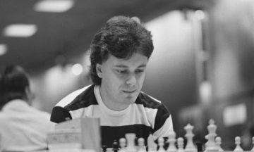 Джон Нанн шахматист