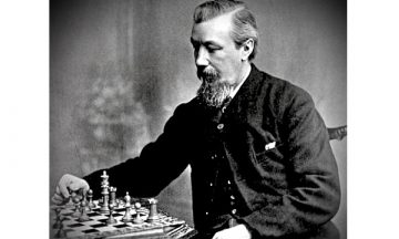 джозеф блэкберн шахматы