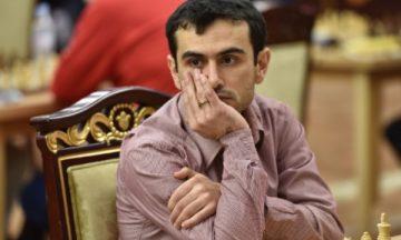 Габриэл Саркисян шахматист