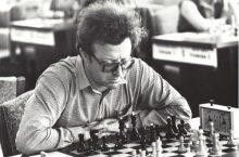 Иосиф Дорфман шахматист