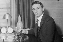 эдуард ласкер шахматист