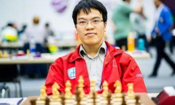 ле куанг льем шахматист
