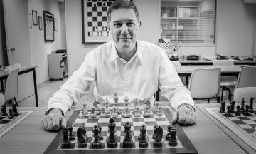 Мигель Ильескас шахматист