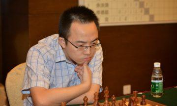 Ни Хуа шахматист