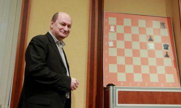 Олег Перваков шахматы