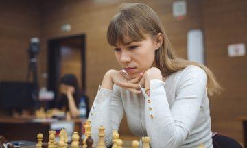 ольга гиря шахматистка