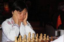 се цзюнь шахматистка