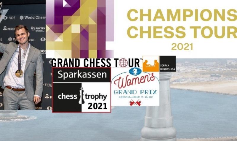 Шахматные турниры в 2021 году