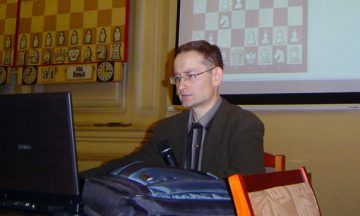 Валерий Салов шахматист