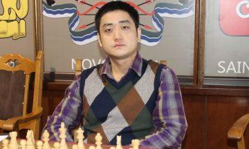 ван юэ шахматист