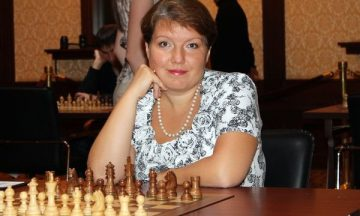алиса галлямова шахматистка