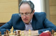 борис гельфанд шахматист