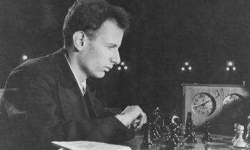 исаак болеславский шахматист