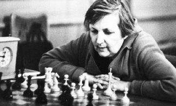 людмила руденко шахматистка