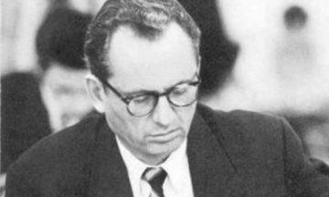 Николай Россолимо шахматист