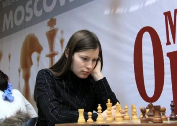 погонина шахматистка