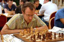 Сергей Тивяков шахматист