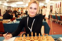 виктория чмилите шахматы
