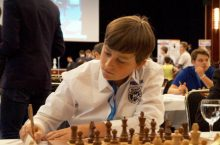 Винсент Кеймер шахматист
